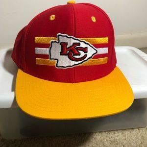 Men's Kansas City Chiefs Adjustable Snapback
